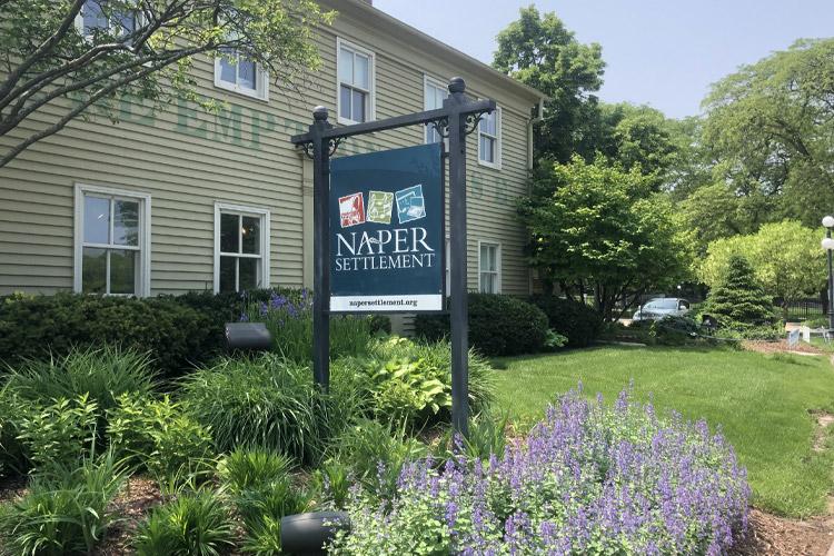 Naper Settlement Naperville IL