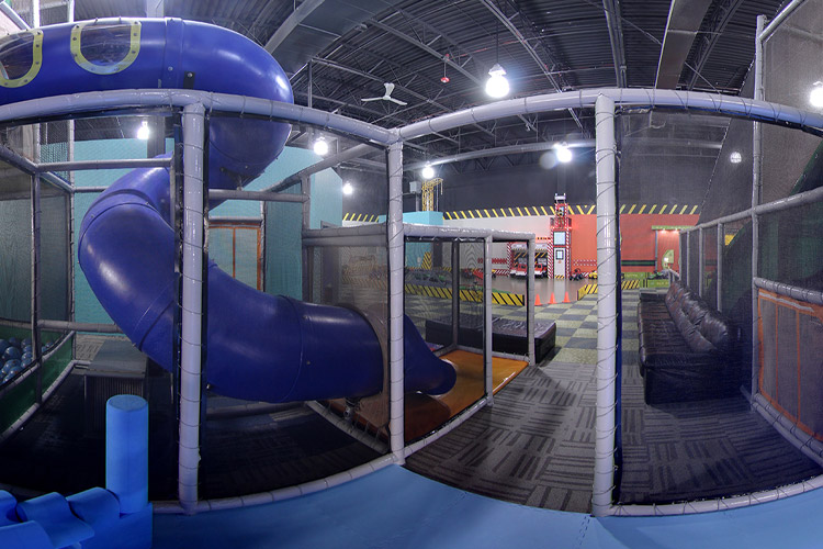 ball factory indoor play & cafe in Naperville IL