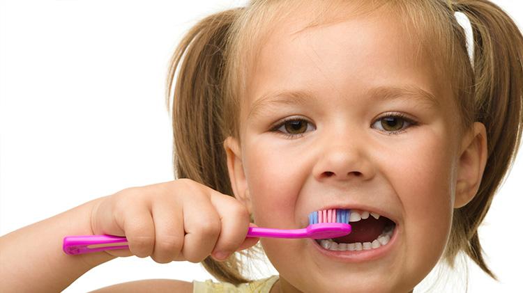 Healthy Oral Hygiene Regimen for Kids